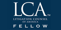 The Litigation Counsel of America Web Site